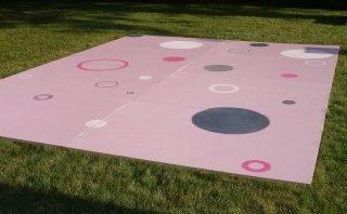 DIY: Dance Floor for a Teen Party