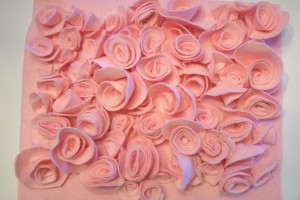 Easy Sewing Ideas: Ruffles & Roses