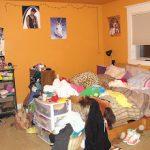 Teen Room: Orange & Pink Makeover