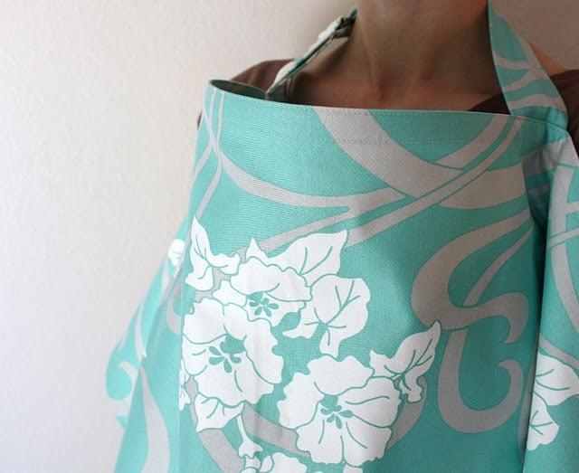 Sewing Tutorials Nursing Cover Amp Crib Skirt Design Dazzle
