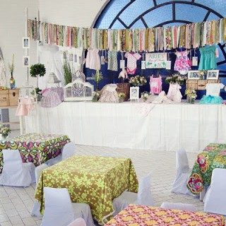 Girl Parties: Sweet, Charming 1st Birthday