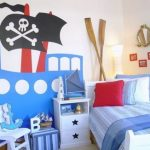 Boys Pirate Room
