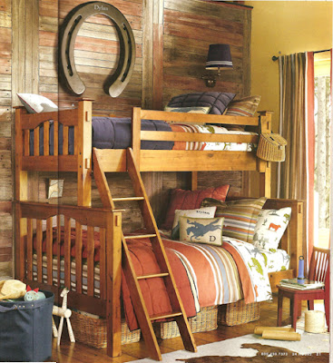 Decor trends straight from the las vegas market design for Cowboy kids room