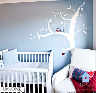 Baby  Room Decorating Ideas on Design Dazzle Readers Favorite Baby Nurseries 2010   Design Dazzle