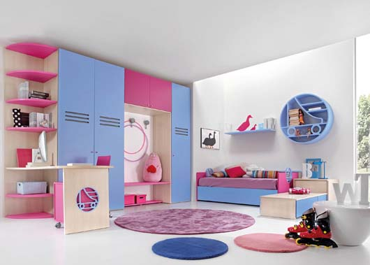 Sporty Teen Girls Rooms Design Dazzle