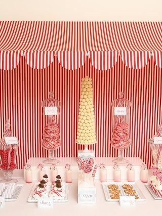 Candyland Dessert Table Ideas