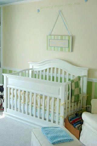 Baby Nursery On A Budget!
