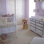 Lavender Mod Baby Nursery