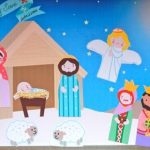 FREE Paper Doll Printables – The Nativity, Santa's Helpers and more!
