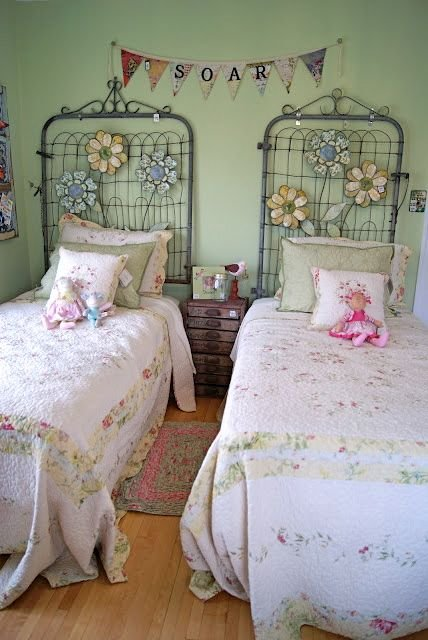 Headboard Ideas For Girls Room Fabulous That Make Any A One Of