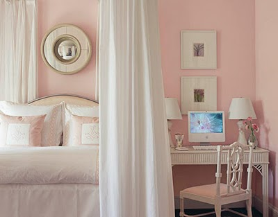 girl 39 s rooms pink paint colors design dazzle