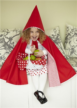 Create your own Little Red Riding Hood outfit.  sc 1 st  Design Dazzle & Kids Costume Ideas - Design Dazzle