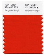 Color of the Year 2012: Tangerine Tango