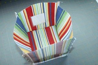 Fabric Storage Cubes – Tutorial