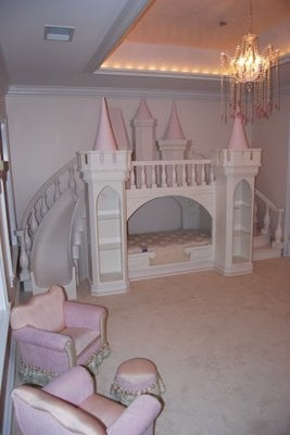 Cinderella Princess Bed Design Dazzle