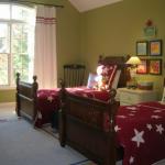 Moss Green Room
