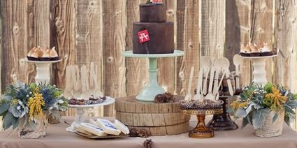 Camping Theme Baby Shower
