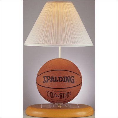 Great Idea U2013 Make Your Own Basketball Lamp. Purchase A Make A Lamp Kit,  Shade And Base. Drill A Hole In A Basketball, Assemble The Make A Lamp Kit.