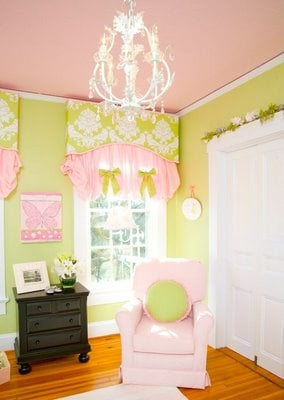 sweet and sophisticated argyle nursery design dazzle