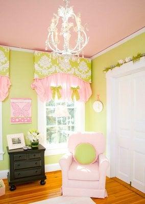 Sweet And Sophisticated Argyle Nursery Design Dazzle