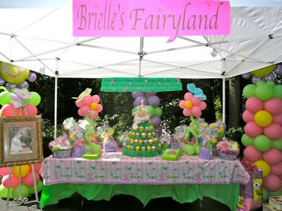 Gorgeous Fairy Party! DIY decor that is so whimsical!