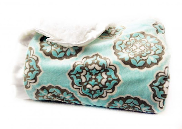 Minky Couture Giveaway featured on Design Dazzle