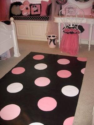 pink poodles girls room - Design Dazzle