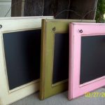Cupboard Doors – Made Into Picture Boards & Chalkboards