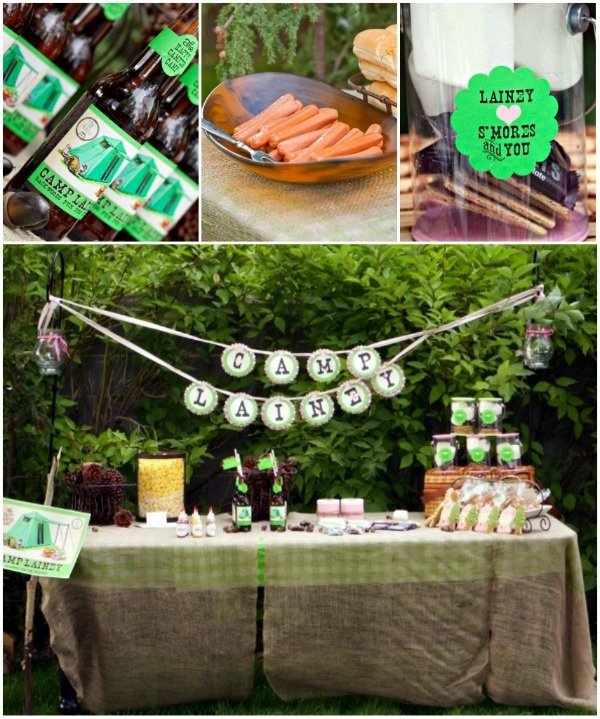 End of Summer Party Ideas - Design Dazzle