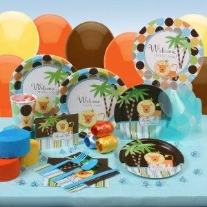 kids jungle party ideas design dazzle