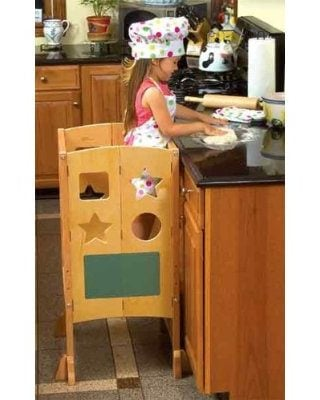 The most exciting kitchen aid for kids!