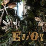 Silverware, Glitter, and A Wreath