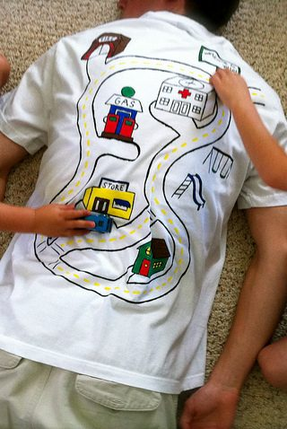 Car Shirt: For Dad & The Kids