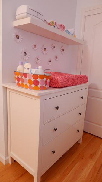 Quadro Bordado Para Quarto De Bebe ~ Baby Nursery Girlie, Orange, Modern & Hip!  Design Dazzle