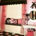 Poodles, Paris and a Pink Bedroom