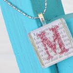 {Summer Camp} DIY Initials Necklace