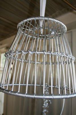 Diy Pearl Strand Lamp Design Dazzle