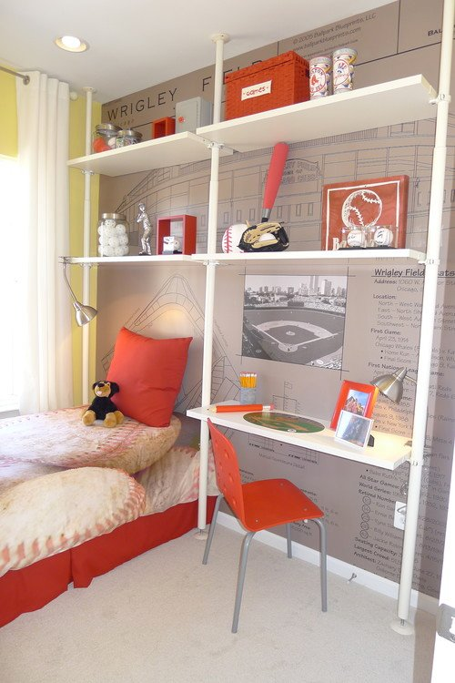 Great Boys Room Decorating Ideas That Are Clever And Fresh!