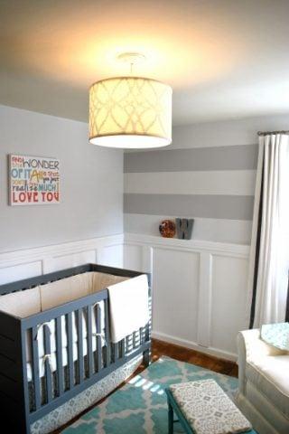 Simply Modern Nursery