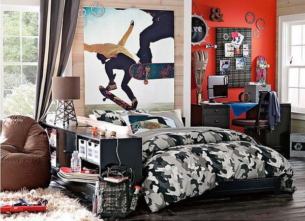 Tween & Teen Boys Room Decorating Ideas - Design Dazzle