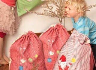 Santa Sacks: Simplify Christmas With A Wonderful Family Tradition!