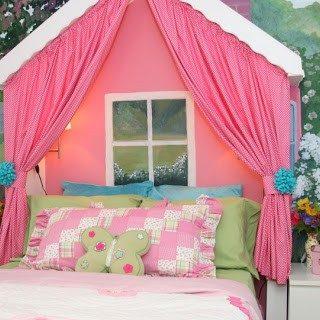 Little Cottage Girls Room