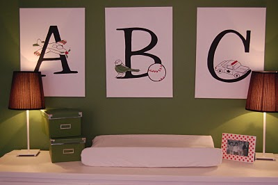 Made with love modern boys nursery design dazzle any do it yourself projects solutioingenieria Choice Image