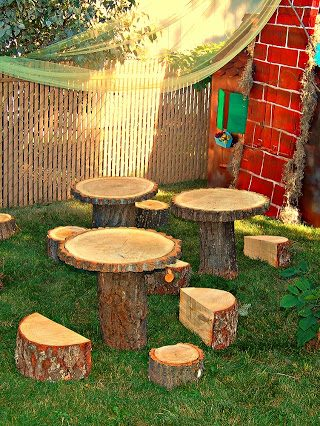 Enchanted Forest Birthday Party