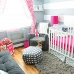 Dazzling Contemporary Nursery