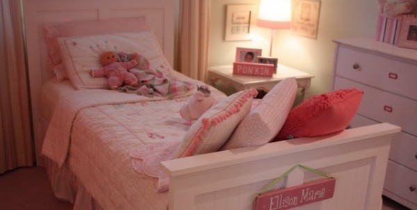 Soft Pink Room