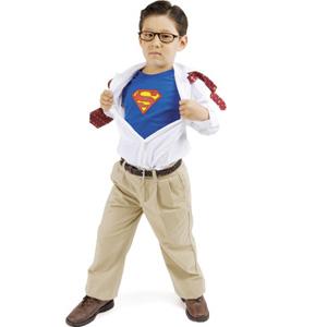 Easy No-Sew Kids' Halloween Costumes