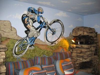 Motocross Boys Room Part 71
