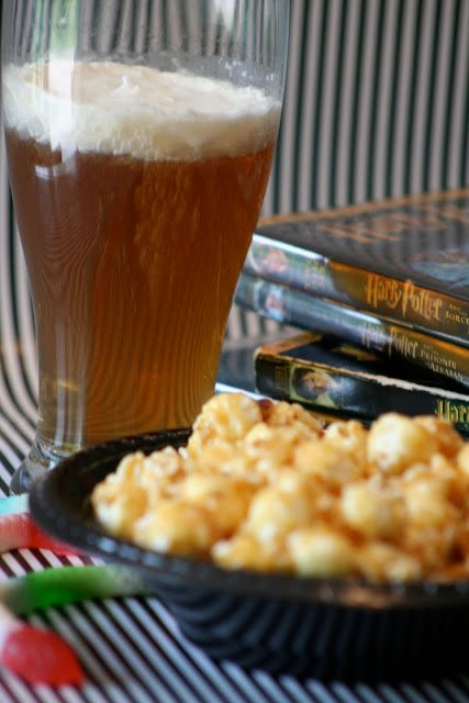Harry Potter Butterbeer Recipe and Free Printable - Design Dazzle