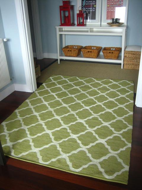 15 Awesome Ikea Hacks, moroccan rug, rug, refurbished, ikea
